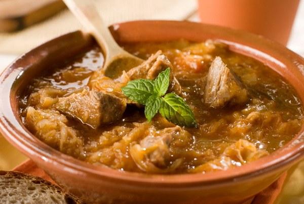 Как приготовить суп-гуляш
