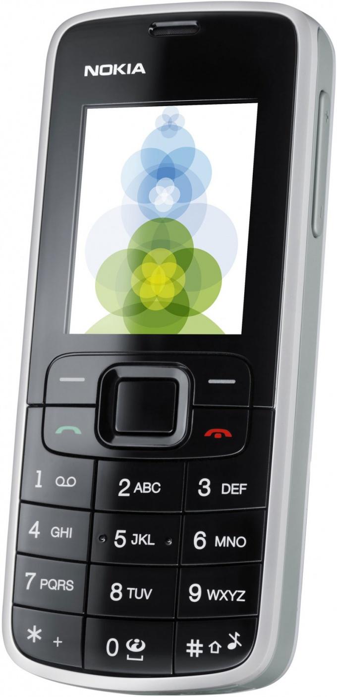 Как форматировать Nokia 3110