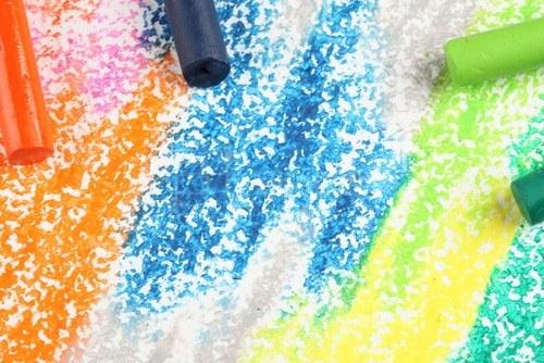 Как закрепить рисунок пастелью