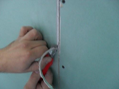Срезание фаски V-образной формы