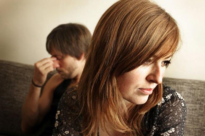 Как пережить развод при беременности