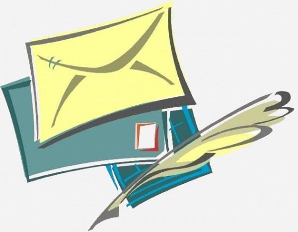 Как написать письмо из-за границы
