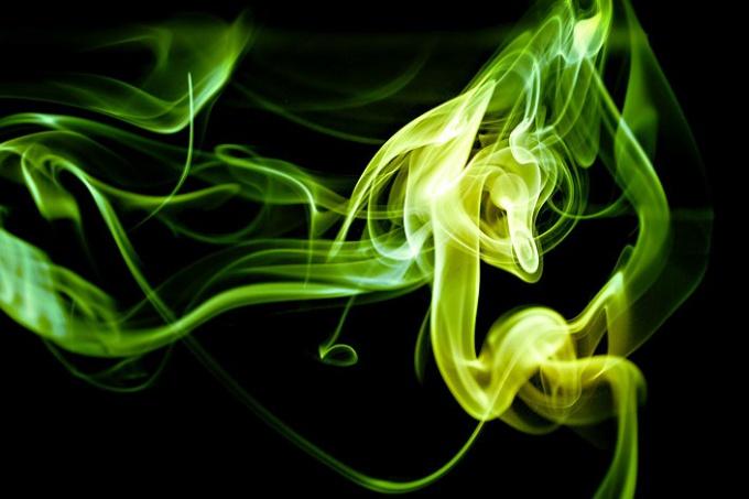 Как устранить запах дыма