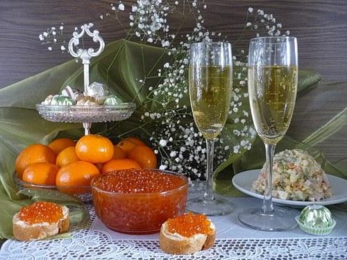 Как отметить старый Новый год