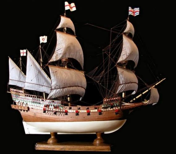 How to build model sailboats