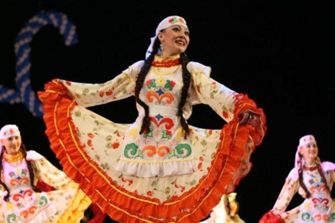 Как научиться танцевать по-татарски