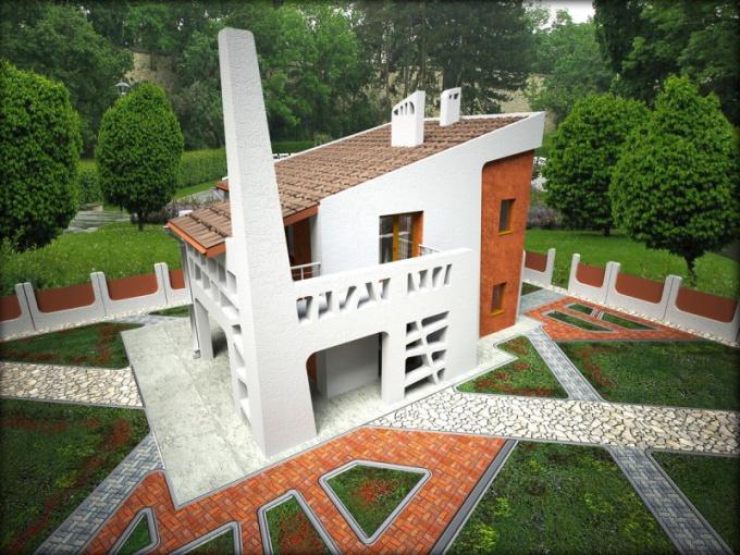 Как рассчитать объем здания