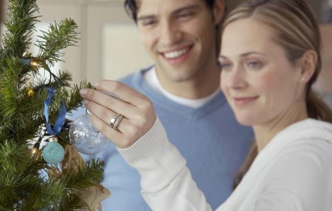 Как провести Новый год вдвоем