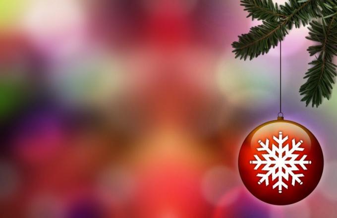 Как сделать украшения к Новому году