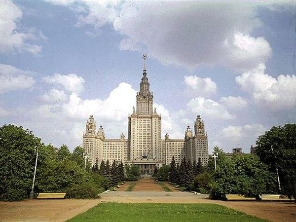 Как поступить в московский вуз