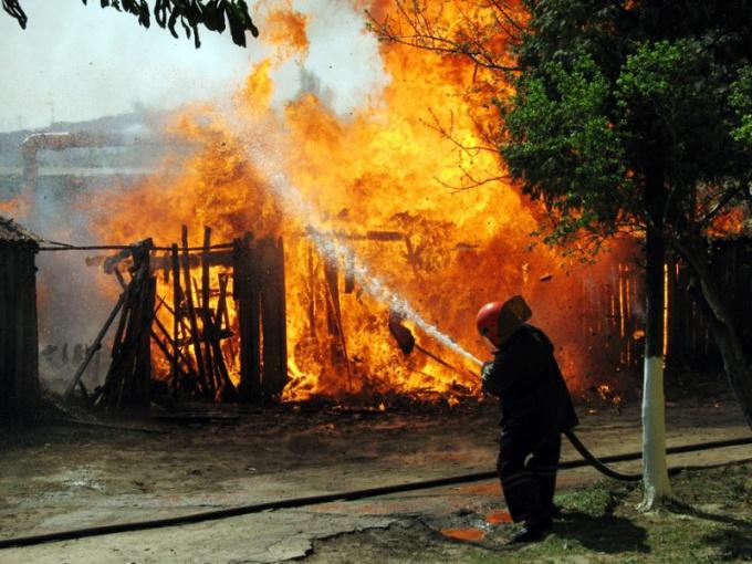 Как определить предел огнестойкости конструкции