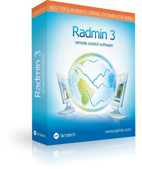 How to remove Radmin