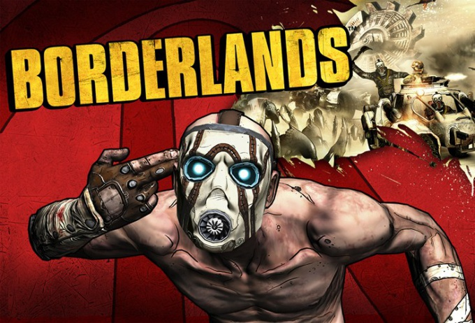How to tell which version of the game Borderlands