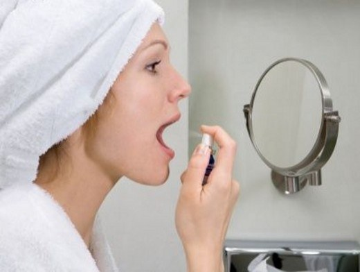 удалить запах изо рта в домашних условиях