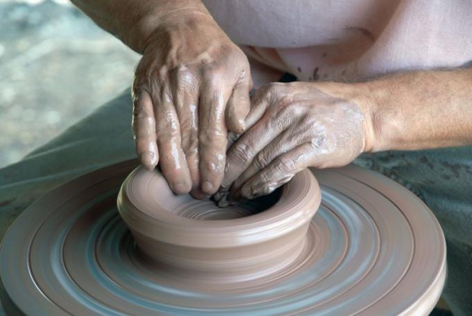 Как сделать гончарную глину в домашних условиях