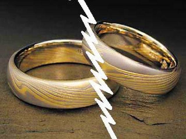 Как пережить развод и расставание