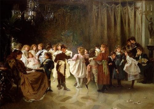 Как научить детей танцам
