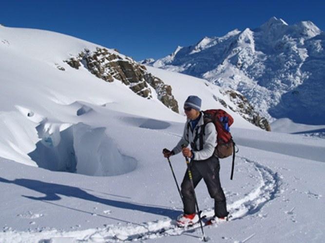 Как установить мягкие крепления на лыжи