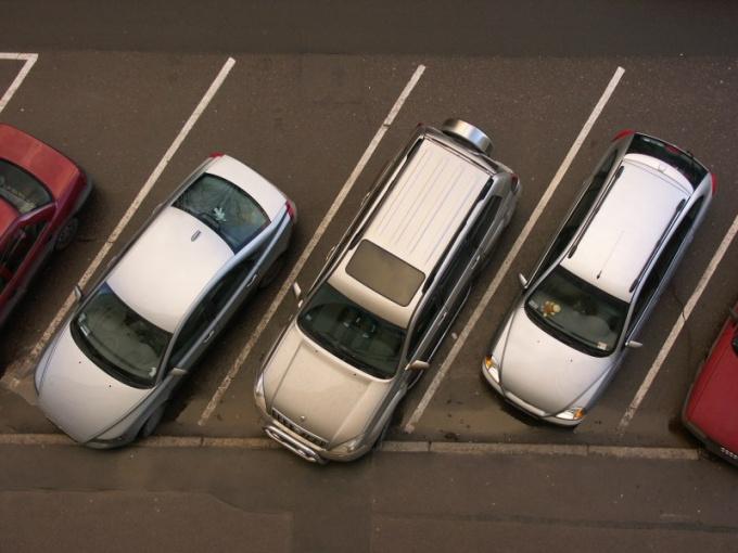 Как сделать автостоянку