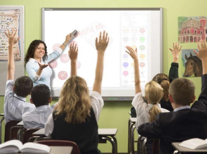 Как создать электронный урок