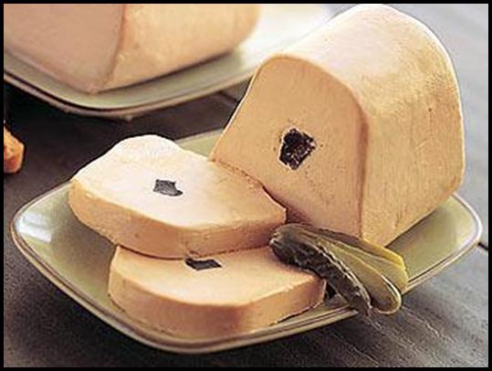 Как приготовить паштет из гусиной печени