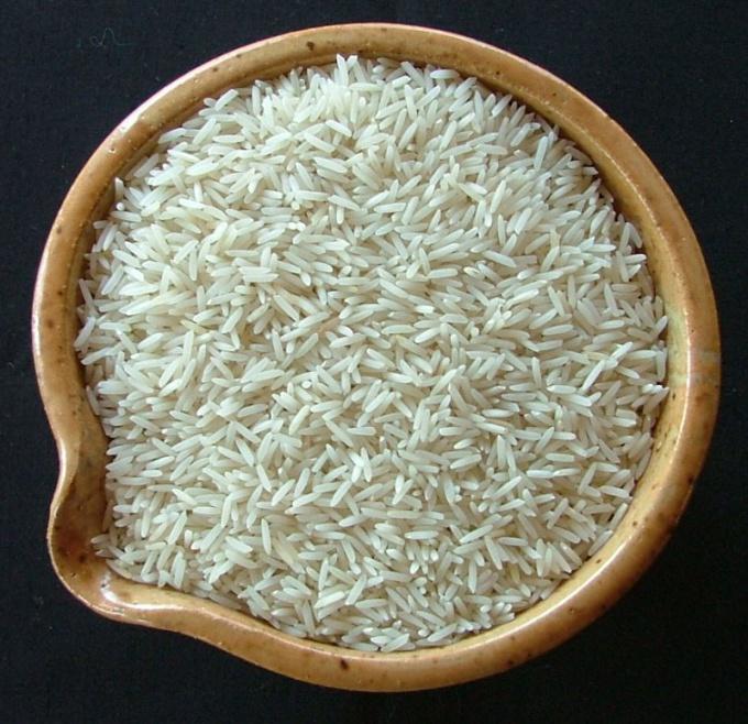 Как варить рис басмати