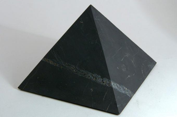 Как найти объем пирамиды