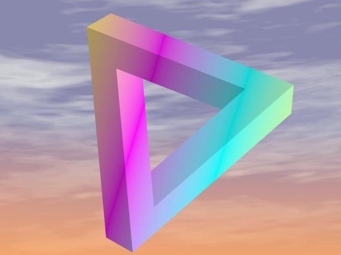 Как находится площадь треугольника