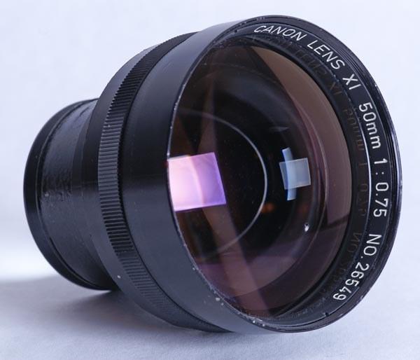 Как подобрать объектив Canon