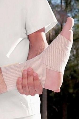 Как лечить вывих ноги