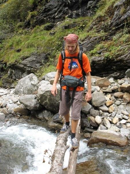 Как перейти реку, не замочив ноги