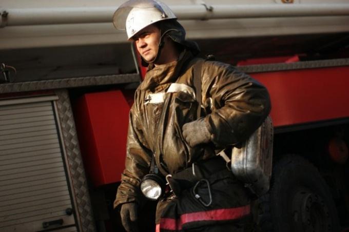 Как устроиться в пожарную охрану