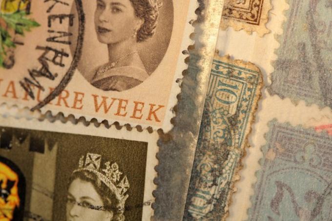 Как определить стоимость почтовой марки