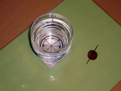 Как изготовить компас
