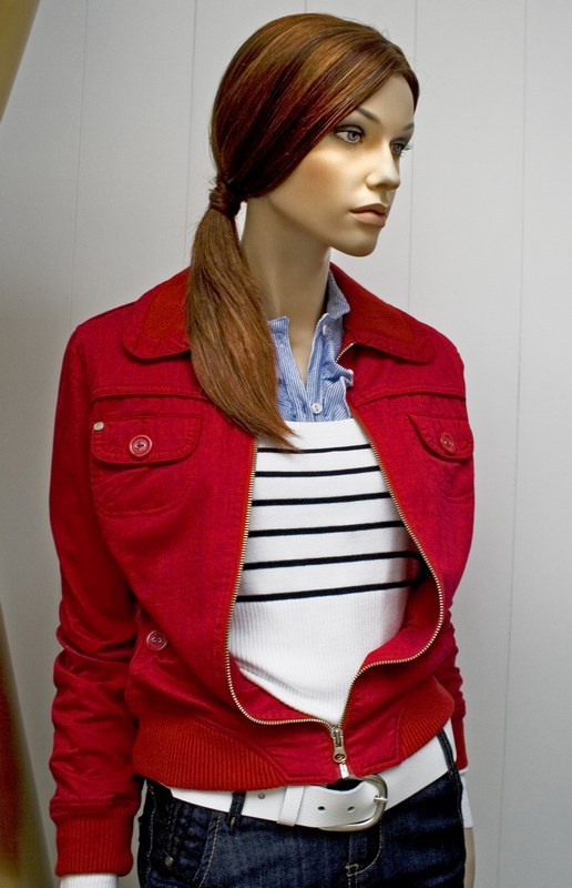 How to refashion an old jacket