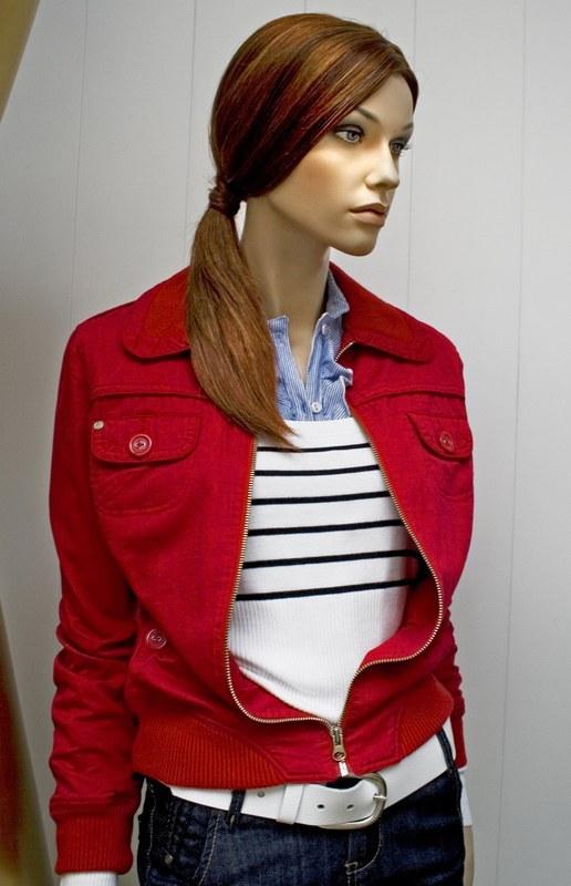 Как переделать старую куртку