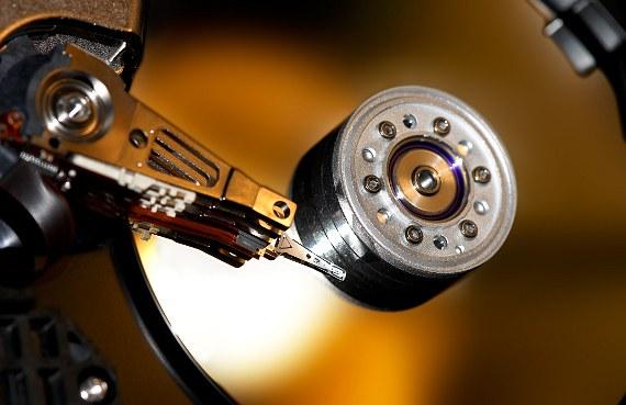 Как создать жесткий диск
