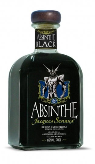 How to drink black absinthe