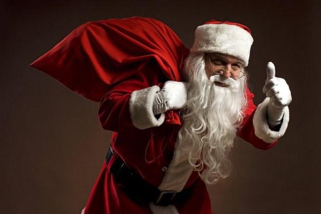 Как сыграть Деда Мороза