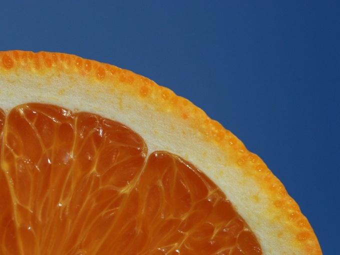 How to use orange peel