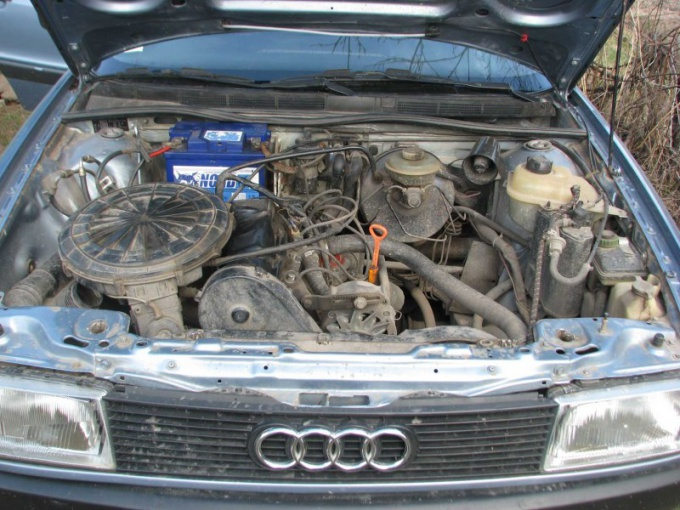 How to adjust the ignition for Audi