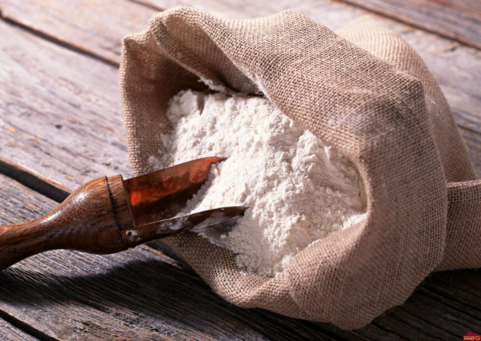 How to make rye flour
