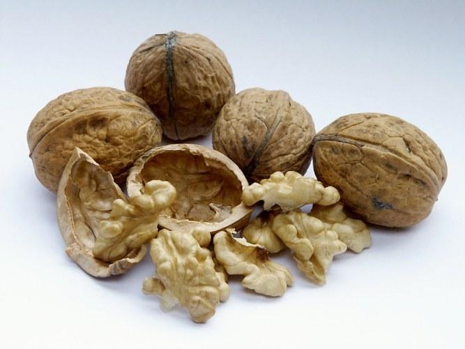 Как жарить грецкие орехи