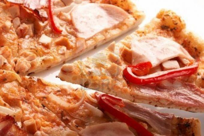 Как готовить пиццу без дрожжей