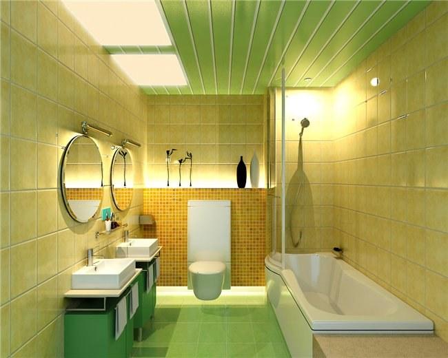 Как отделать потолок панелями ПВХ