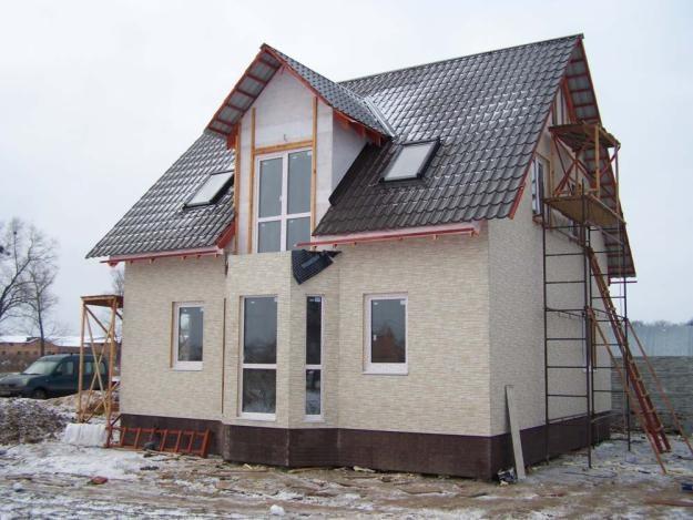 Как оформить построенное здание