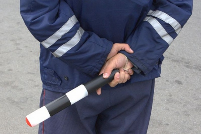 How to find out about unpaid fines to the traffic police