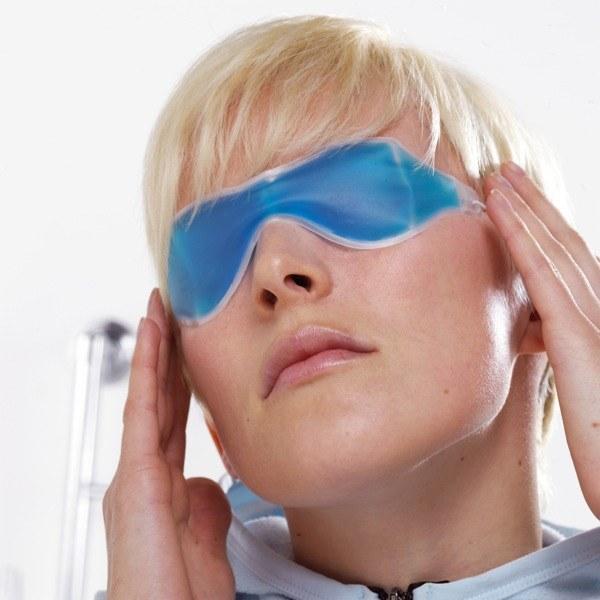 Как делать маски для глаз