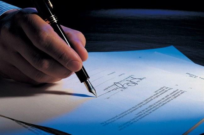 Как заключить договор со страховой компанией