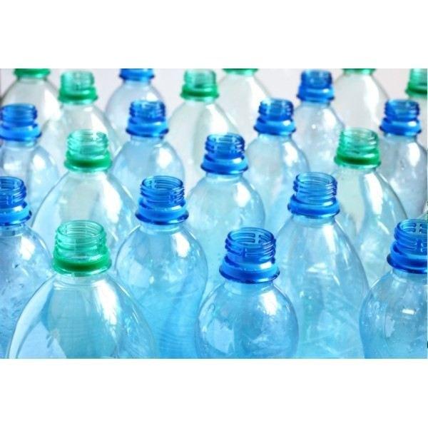 Как сделать из соли и бутылки 1